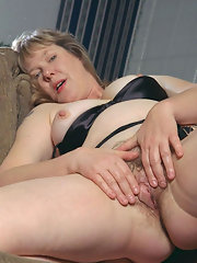 hairy nudes Bbw matures
